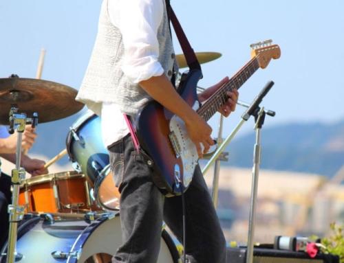 Music brings Joy to the celebration